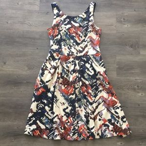 Anthropologie Maeve dress with pockets, size small